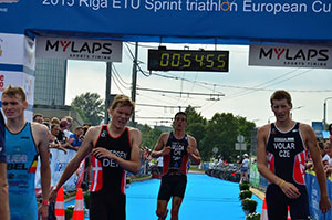 VITALYTE triatlon Tým